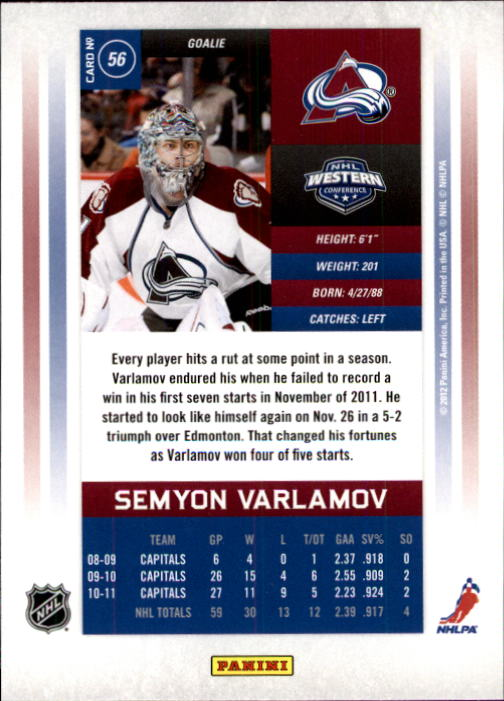 2011-12-Panini-Contenders-Hockey-Cards-Pick-From-List thumbnail 113