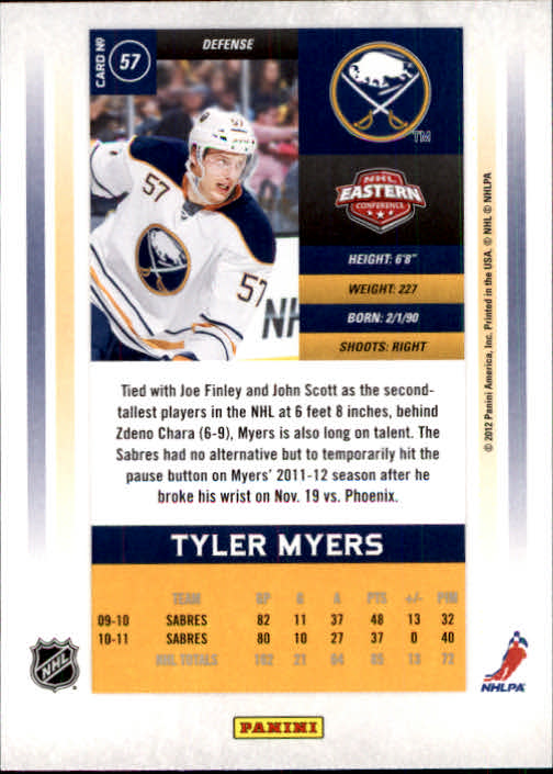 2011-12-Panini-Contenders-Hockey-Cards-Pick-From-List thumbnail 115