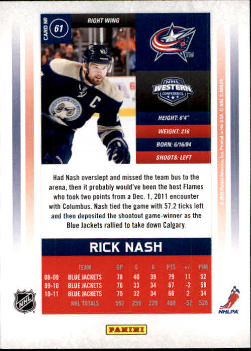 2011-12-Panini-Contenders-Hockey-Cards-Pick-From-List thumbnail 123