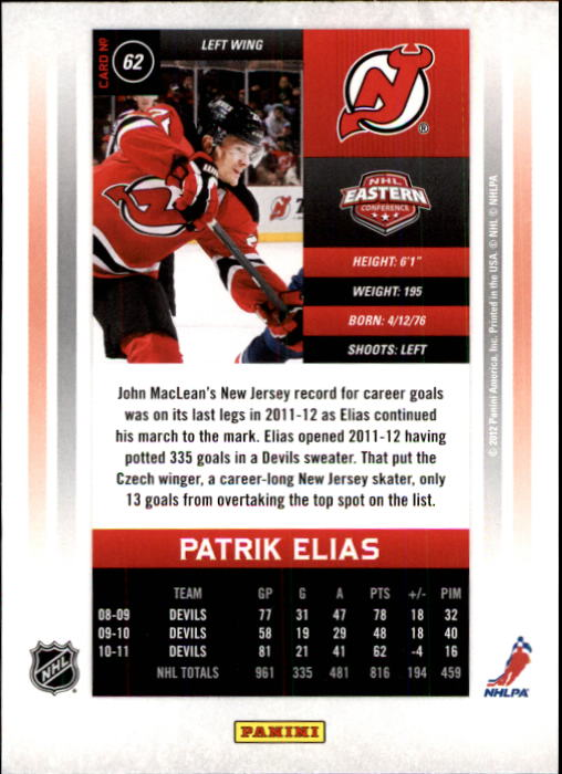 2011-12-Panini-Contenders-Hockey-Cards-Pick-From-List thumbnail 125