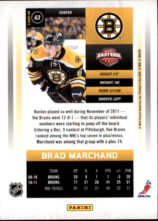 2011-12-Panini-Contenders-Hockey-Cards-Pick-From-List thumbnail 127
