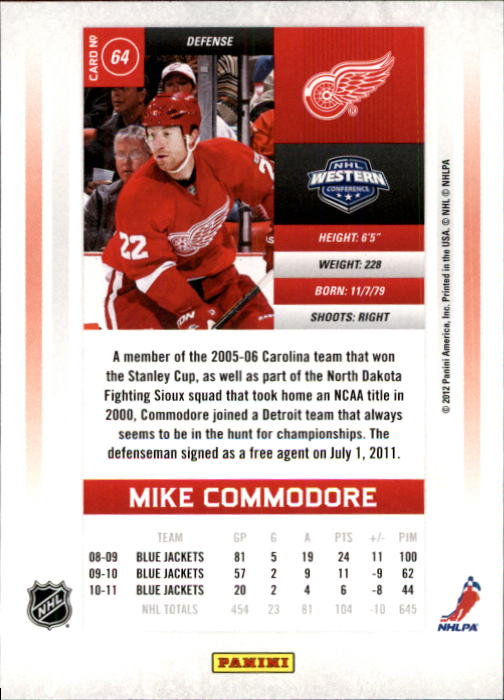 2011-12-Panini-Contenders-Hockey-Cards-Pick-From-List thumbnail 129