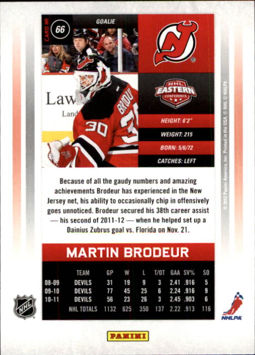 2011-12-Panini-Contenders-Hockey-Cards-Pick-From-List thumbnail 133