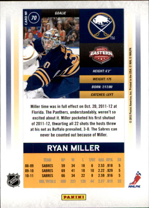 2011-12-Panini-Contenders-Hockey-Cards-Pick-From-List thumbnail 141