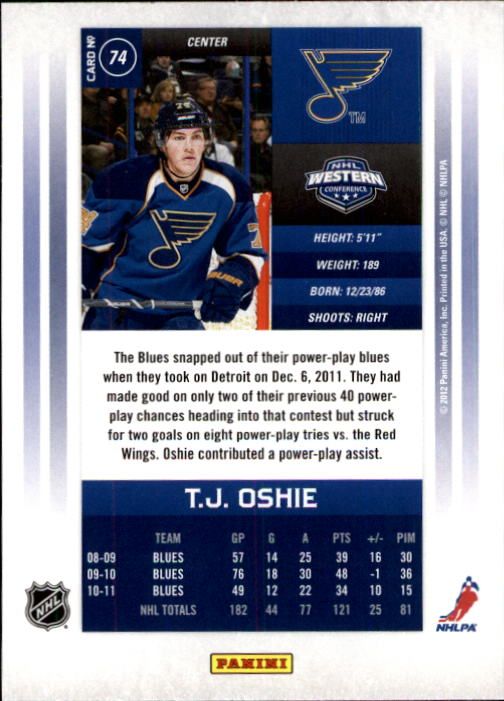 2011-12-Panini-Contenders-Hockey-Cards-Pick-From-List thumbnail 149