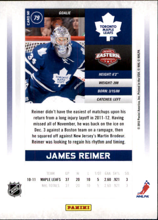 2011-12-Panini-Contenders-Hockey-Cards-Pick-From-List thumbnail 159