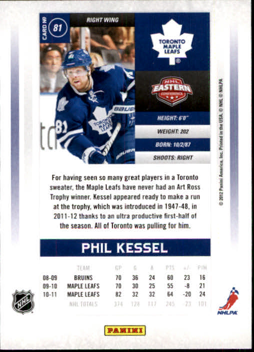 2011-12-Panini-Contenders-Hockey-Cards-Pick-From-List thumbnail 163