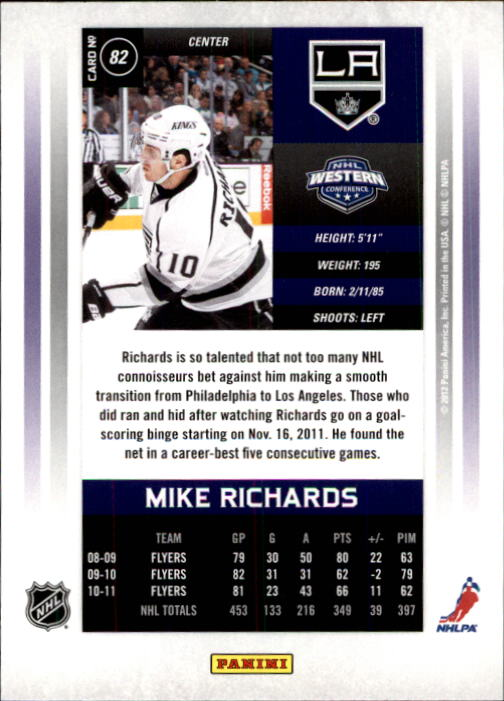 2011-12-Panini-Contenders-Hockey-Cards-Pick-From-List thumbnail 165