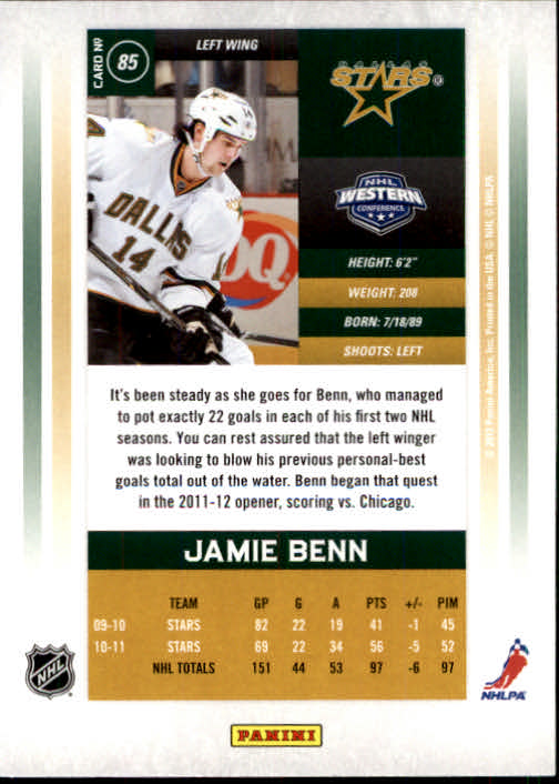 2011-12-Panini-Contenders-Hockey-Cards-Pick-From-List thumbnail 171