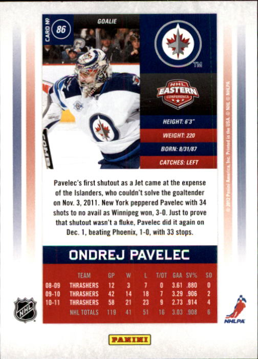 2011-12-Panini-Contenders-Hockey-Cards-Pick-From-List thumbnail 173