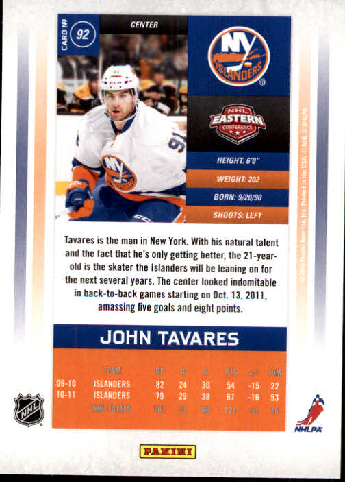 2011-12-Panini-Contenders-Hockey-Cards-Pick-From-List thumbnail 185