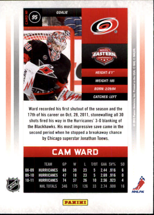 2011-12-Panini-Contenders-Hockey-Cards-Pick-From-List thumbnail 191