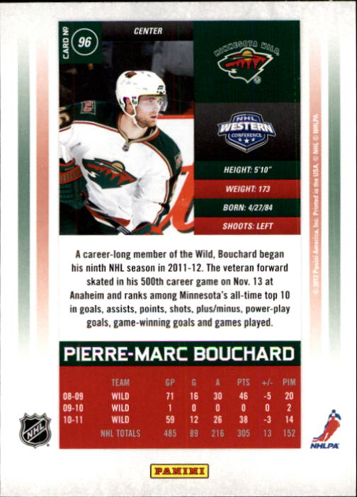 2011-12-Panini-Contenders-Hockey-Cards-Pick-From-List thumbnail 193