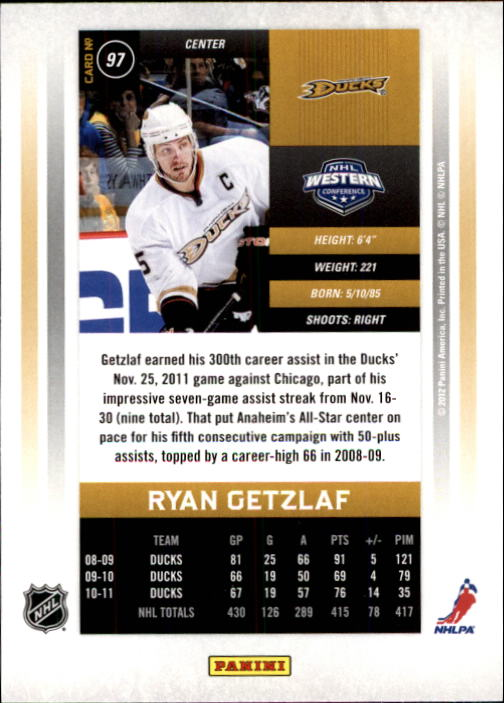2011-12-Panini-Contenders-Hockey-Cards-Pick-From-List thumbnail 195