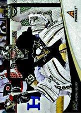 2012 Pinnacle NHL Draft Pittsburgh #3 Marc-Andre Fleury