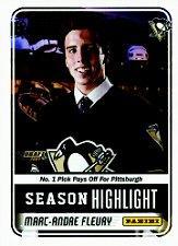 2012 Panini NHL Draft #MAF Marc-Andre Fleury