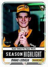 2012 Panini NHL Draft #ML Mario Lemieux
