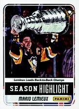 2012 Panini NHL Draft #SC1 Mario Lemieux SP