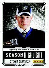 2012 Panini NHL Draft #SS Steven Stamkos