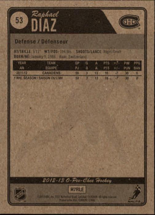 2012-13-O-Pee-Chee-Hockey-Cards-1-250-Pick-From-List thumbnail 97