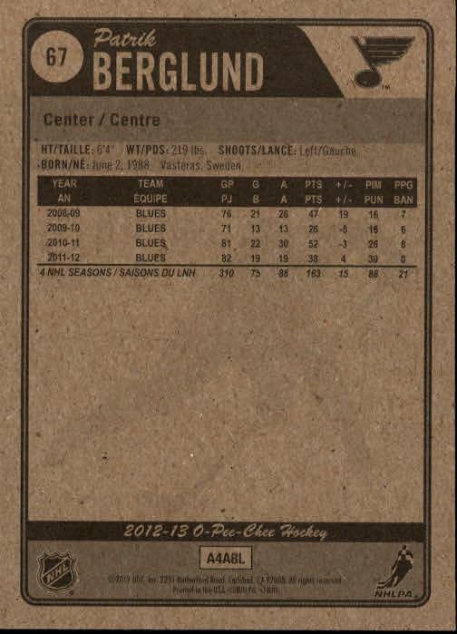 2012-13-O-Pee-Chee-Hockey-Cards-1-250-Pick-From-List thumbnail 116