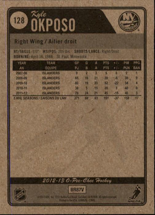 2012-13-O-Pee-Chee-Hockey-Cards-1-250-Pick-From-List thumbnail 219