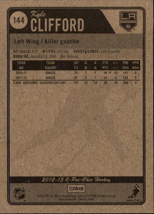 2012-13-O-Pee-Chee-Hockey-Cards-1-250-Pick-From-List thumbnail 247
