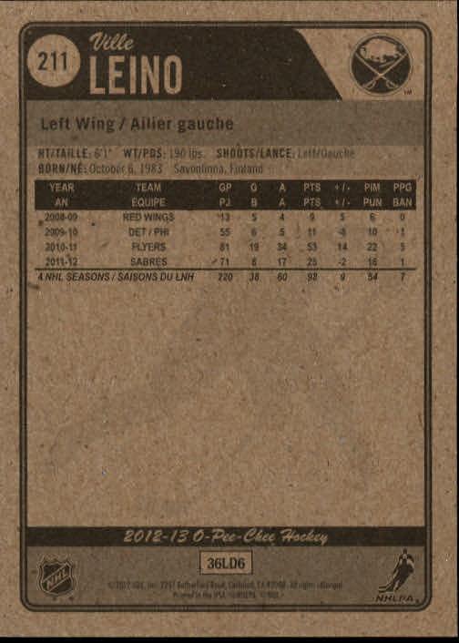 2012-13-O-Pee-Chee-Hockey-Cards-1-250-Pick-From-List thumbnail 369