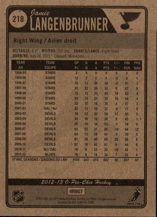 2012-13-O-Pee-Chee-Hockey-Cards-1-250-Pick-From-List thumbnail 383