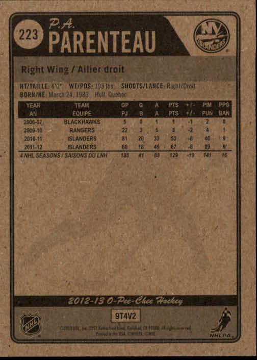 2012-13-O-Pee-Chee-Hockey-Cards-1-250-Pick-From-List thumbnail 389