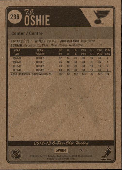 2012-13-O-Pee-Chee-Hockey-Cards-1-250-Pick-From-List thumbnail 411