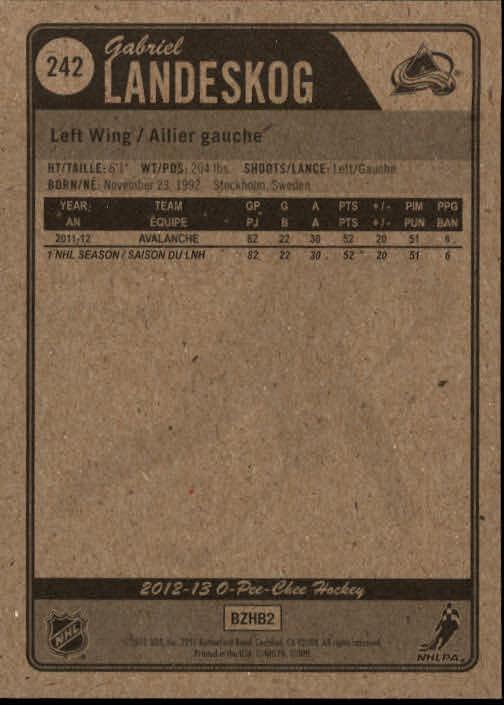 2012-13-O-Pee-Chee-Hockey-Cards-1-250-Pick-From-List thumbnail 423