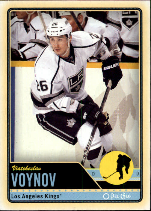 2012-13 O-Pee-Chee #278 Viatcheslav Voynov
