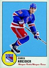 2012-13 O-Pee-Chee Retro #585 Chris Kreider