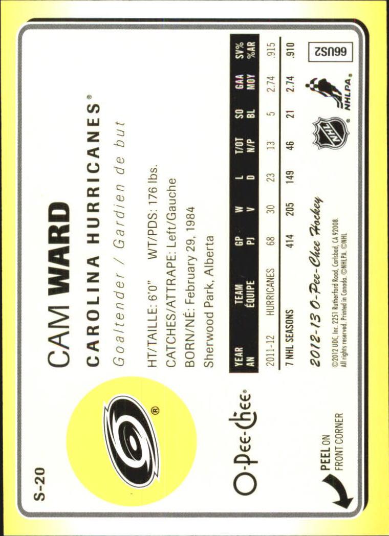 2012-13-O-Pee-Chee-Stickers-Hockey-Card-Pick miniature 5