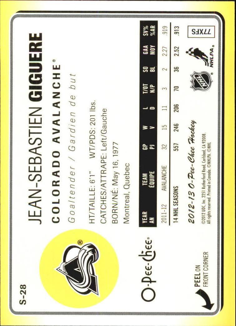 2012-13-O-Pee-Chee-Stickers-Hockey-Card-Pick miniature 9