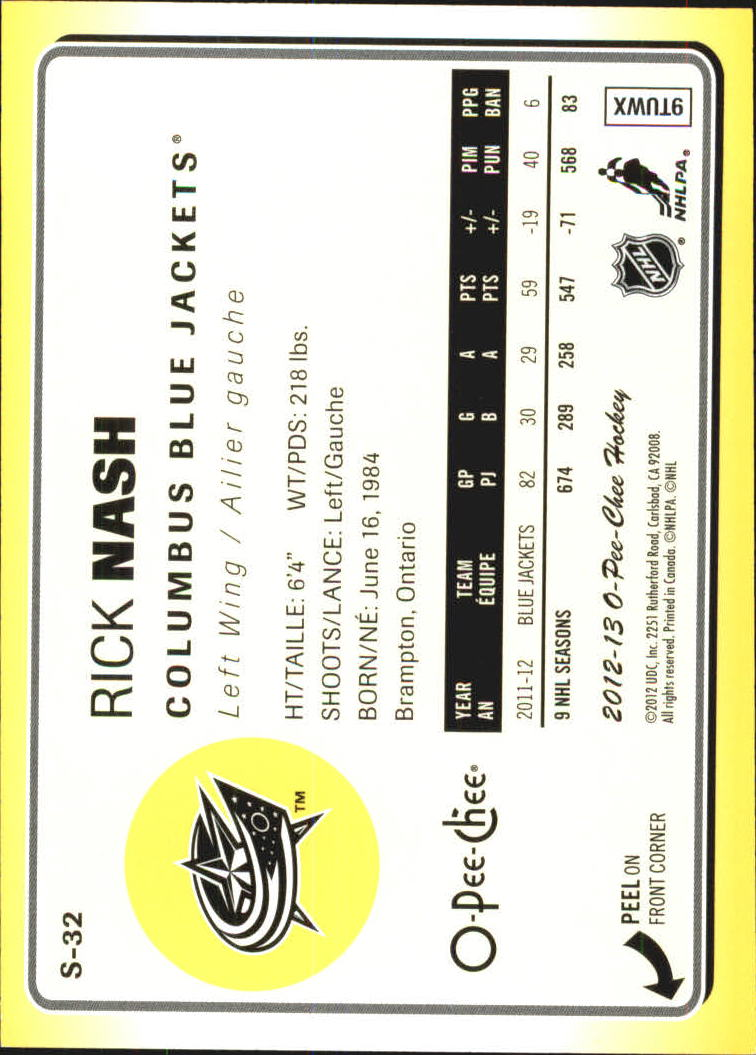 2012-13-O-Pee-Chee-Stickers-Hockey-Card-Pick miniature 15