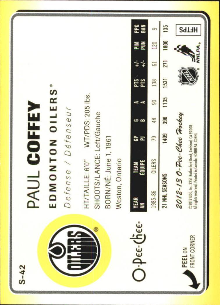 2012-13-O-Pee-Chee-Stickers-Hockey-Card-Pick miniature 19
