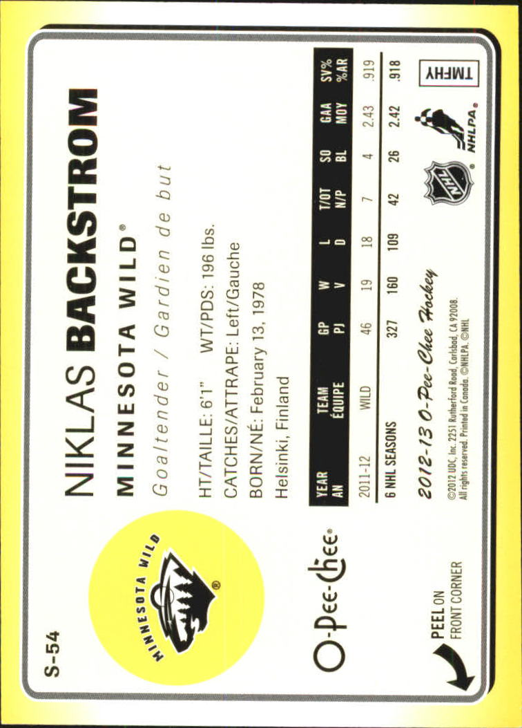 2012-13-O-Pee-Chee-Stickers-Hockey-Card-Pick miniature 25