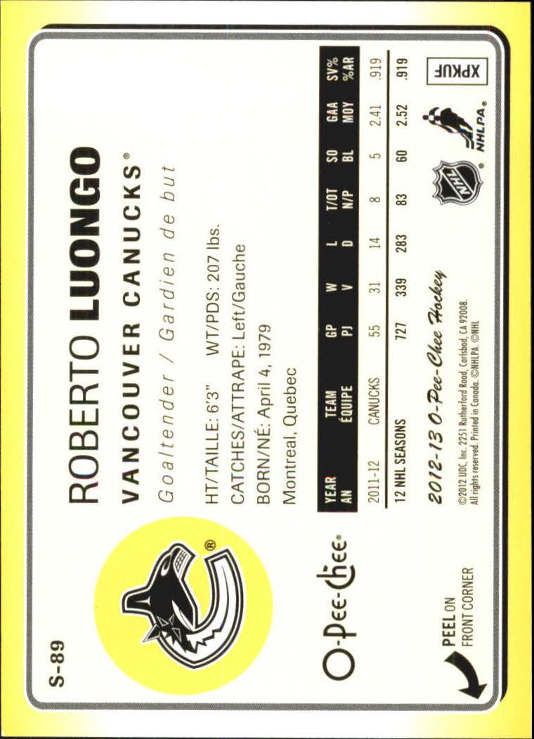 2012-13-O-Pee-Chee-Stickers-Hockey-Card-Pick miniature 45