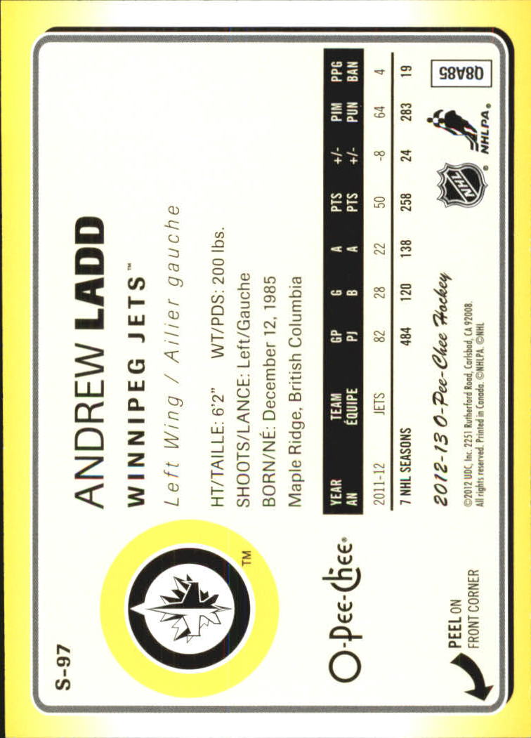 2012-13-O-Pee-Chee-Stickers-Hockey-Card-Pick miniature 51