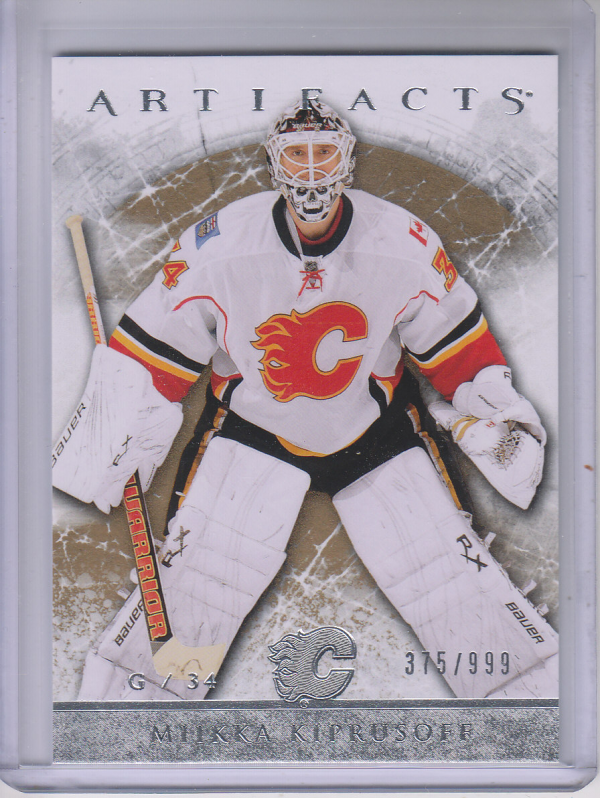 2012-13 Artifacts #117 Miikka Kiprusoff