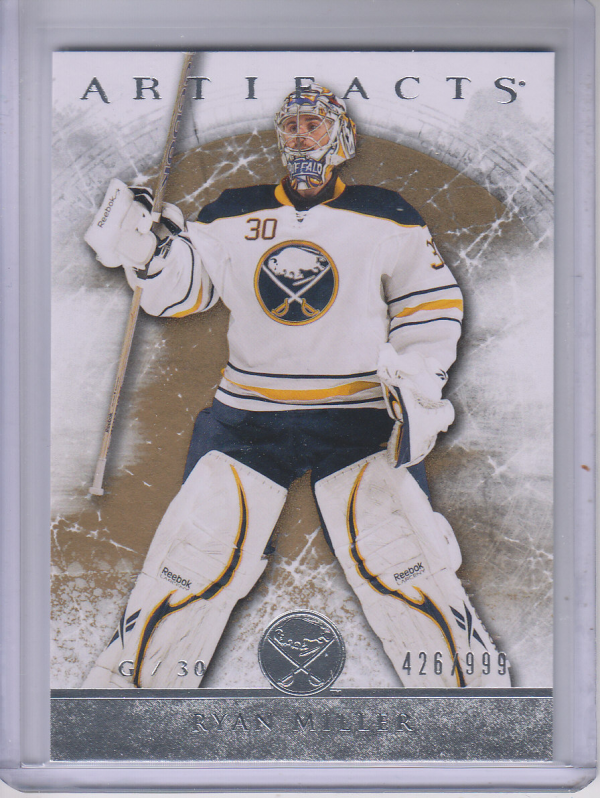 2012-13 Artifacts #120 Ryan Miller