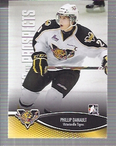 2012-13 ITG Heroes and Prospects #113 Phillip Danault QMJHL
