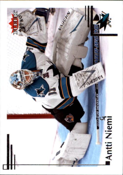 2012-13 Fleer Retro #23 Antti Niemi