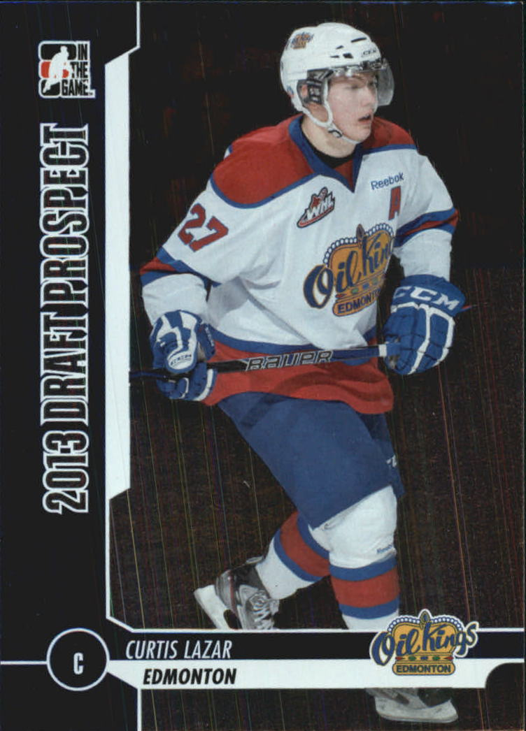 2012-13 ITG Draft Prospects #9 Curtis Lazar