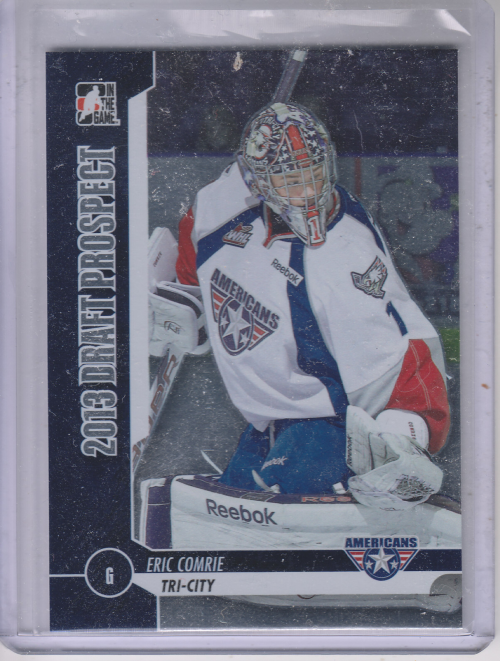 2012-13 ITG Draft Prospects #13 Eric Comrie?