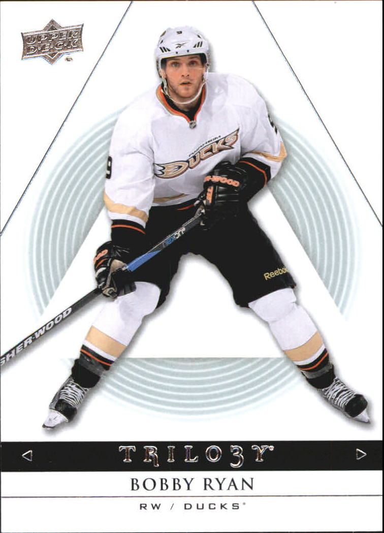 2013-14 Upper Deck Trilogy #1 Bobby Ryan
