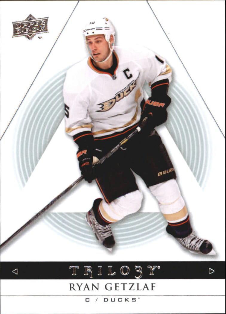 2013-14 Upper Deck Trilogy #2 Ryan Getzlaf