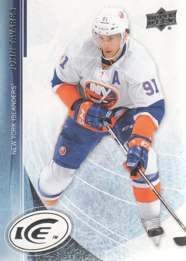2013-14 Upper Deck Ice #14 John Tavares